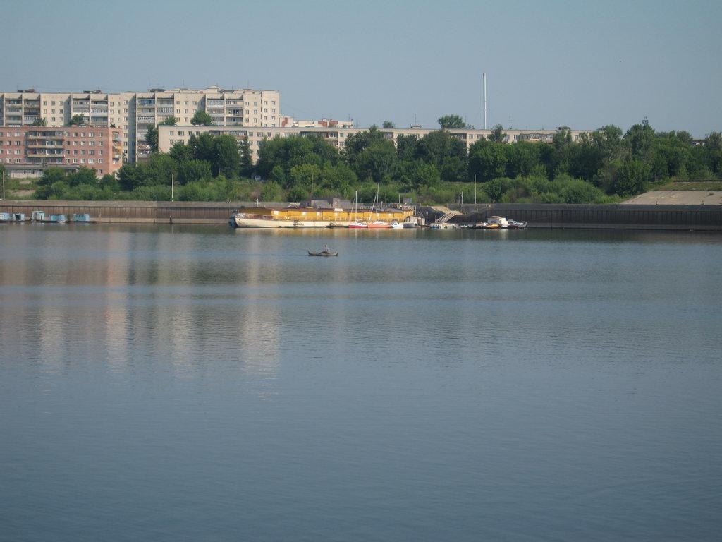 Город Дзержинск. Нижегородская область.